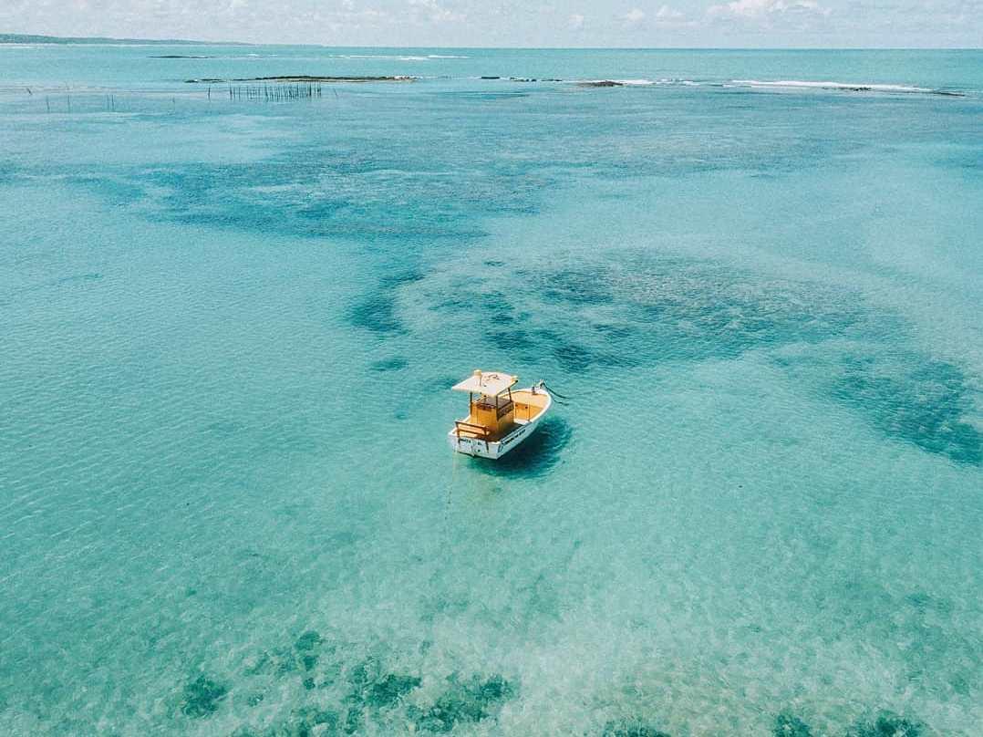 Praia de Jatiúca Maceió Alagoas
