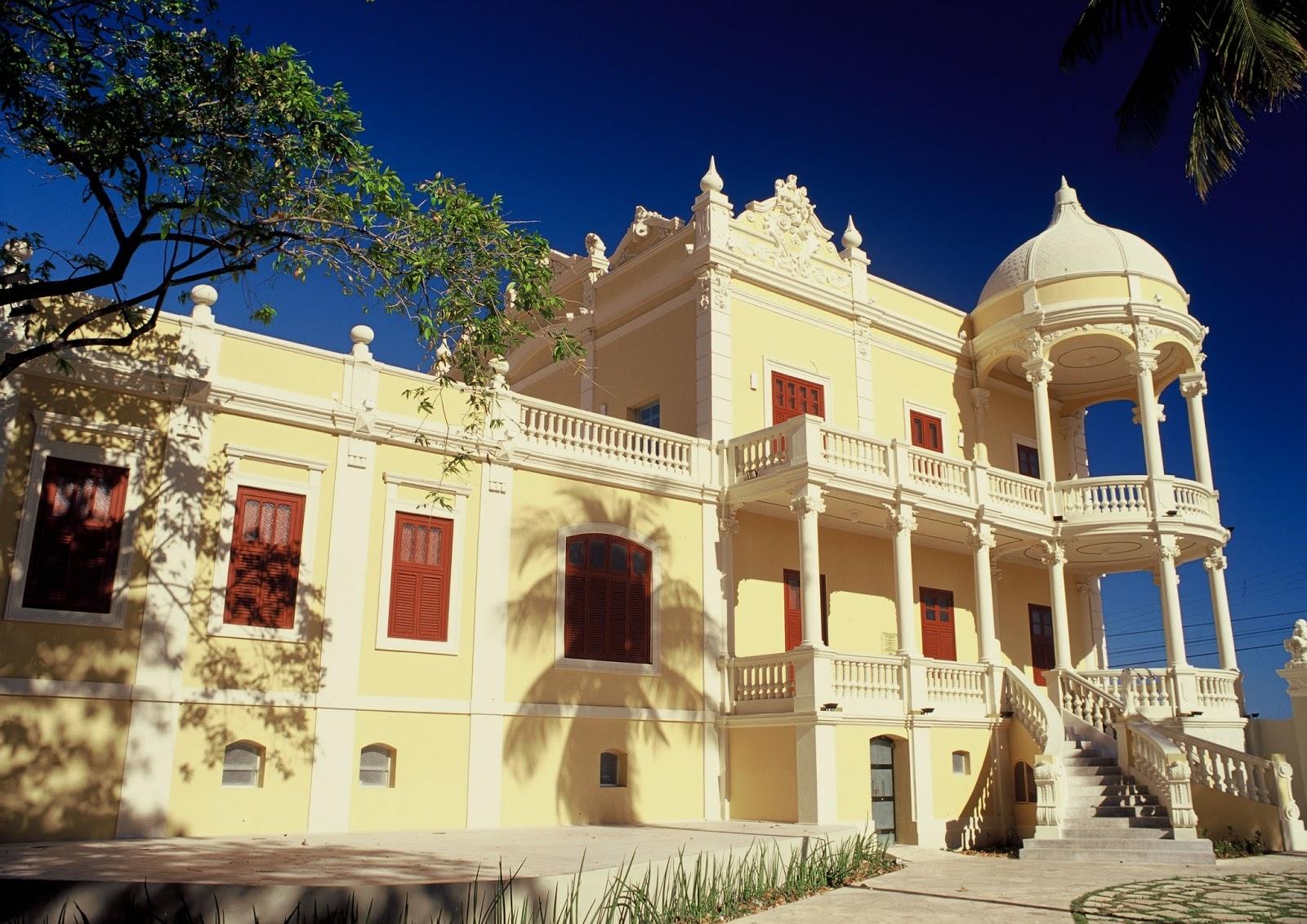 Museu Théo Brandão em Maceió, Alagoas