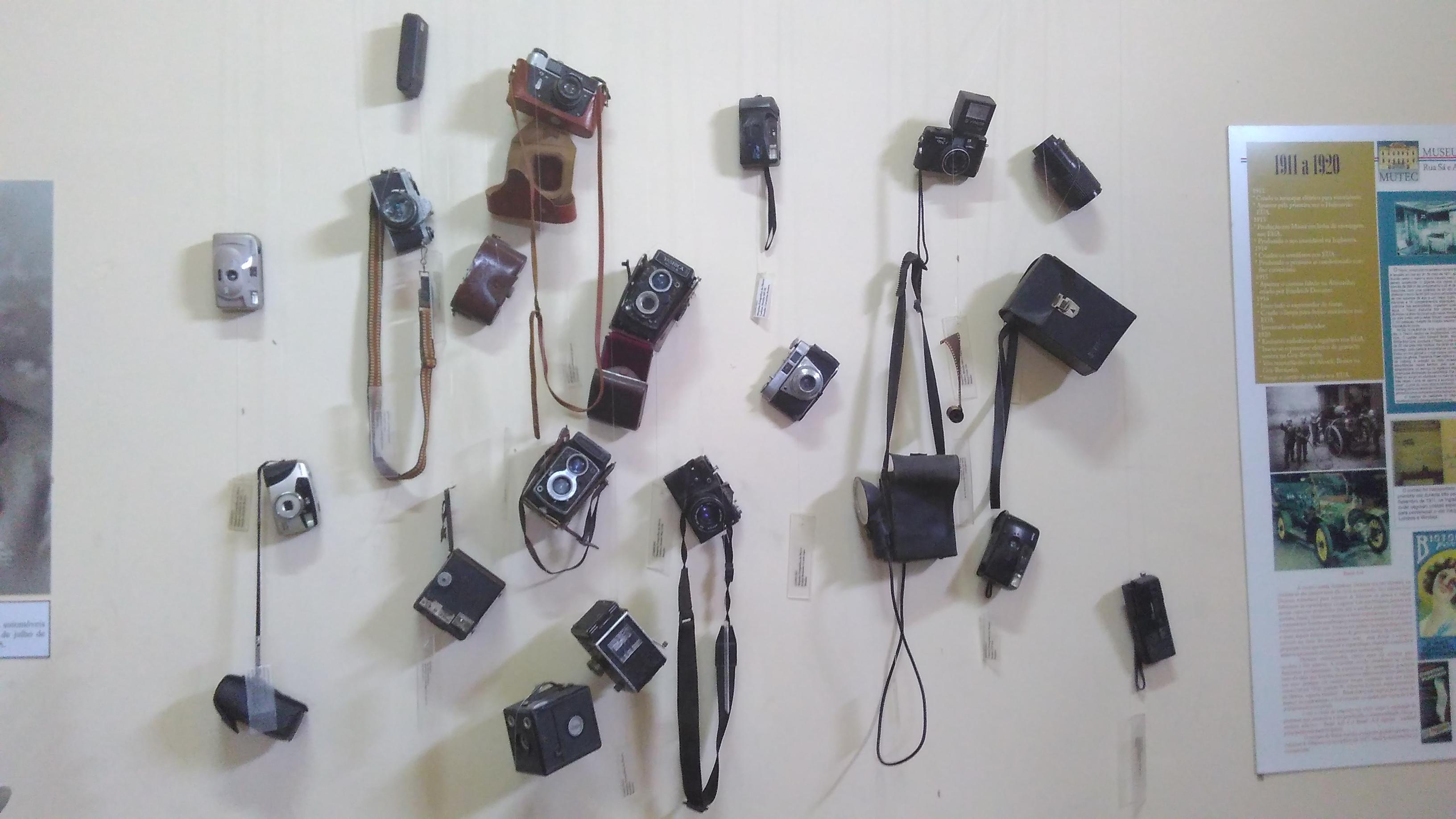 Museu da tecnologia do século XX na Associação Comercial de Maceió, no bairro de Jaraguá Alagoas