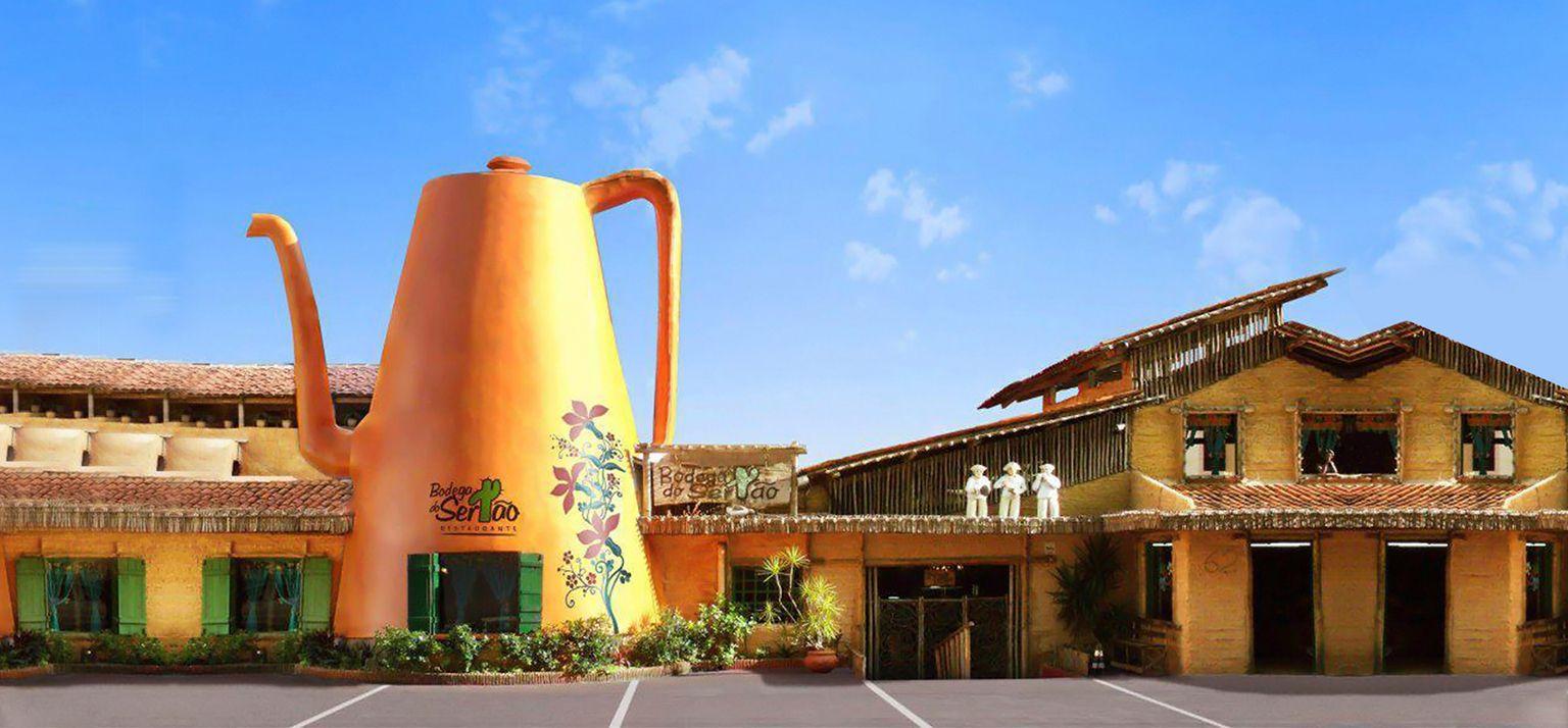 Restaurante Bodega do Sertão - Roteiro para casais em Maceió