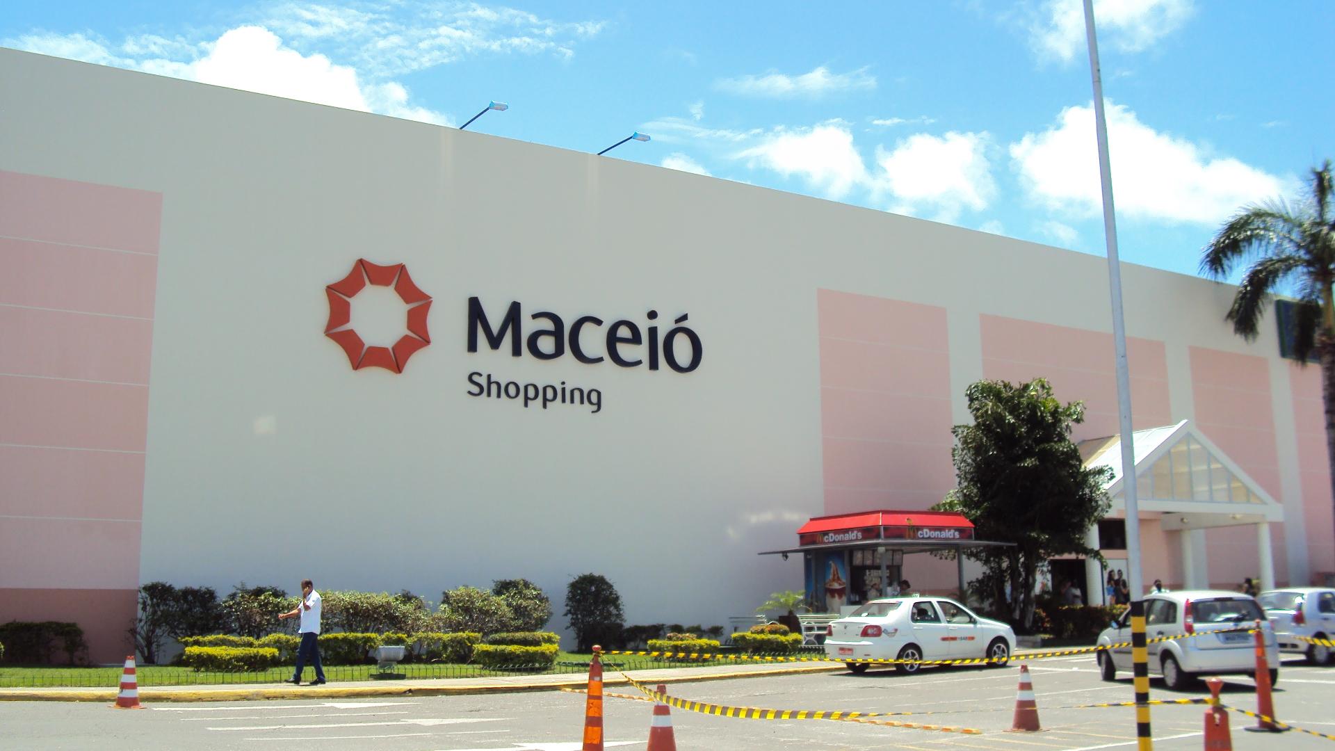 Shopping ao lado da Jatiúca, Maceió