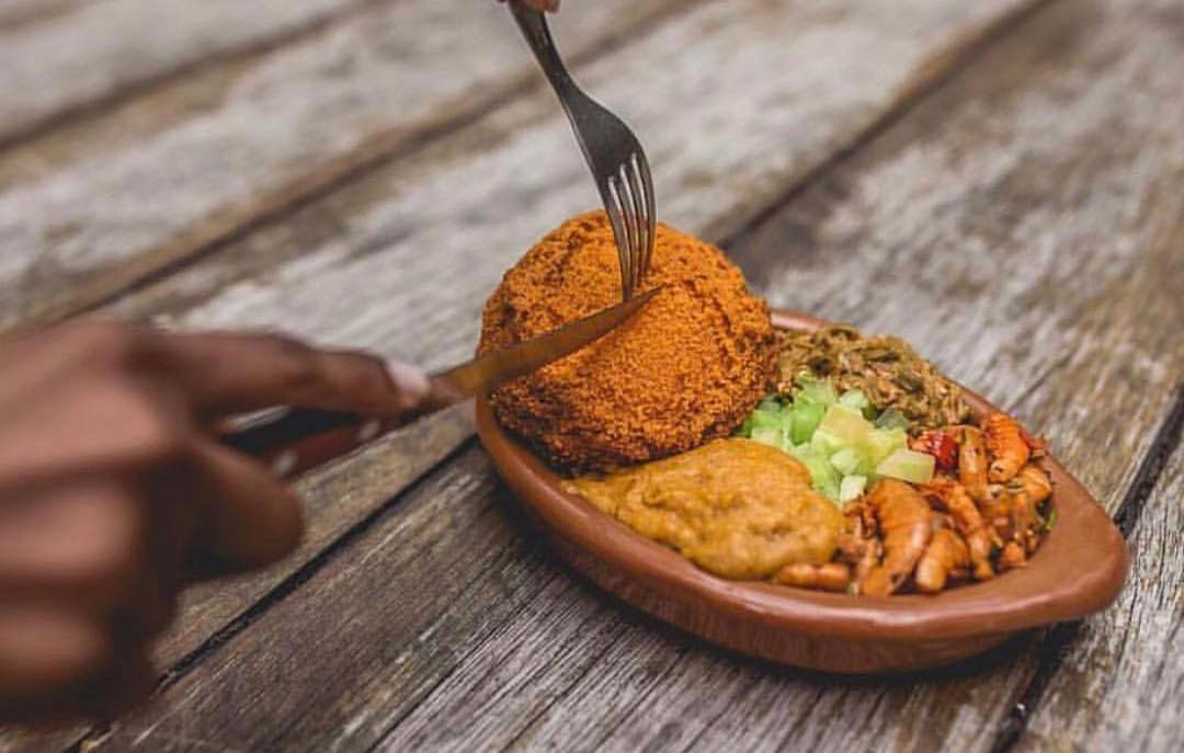 Restaurantes afro-brasileiros - Acarajé Akuaba