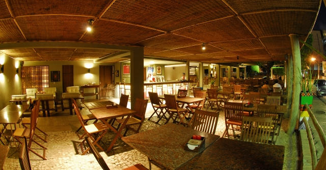 Restaurantes afro-brasileiros - Akuaba