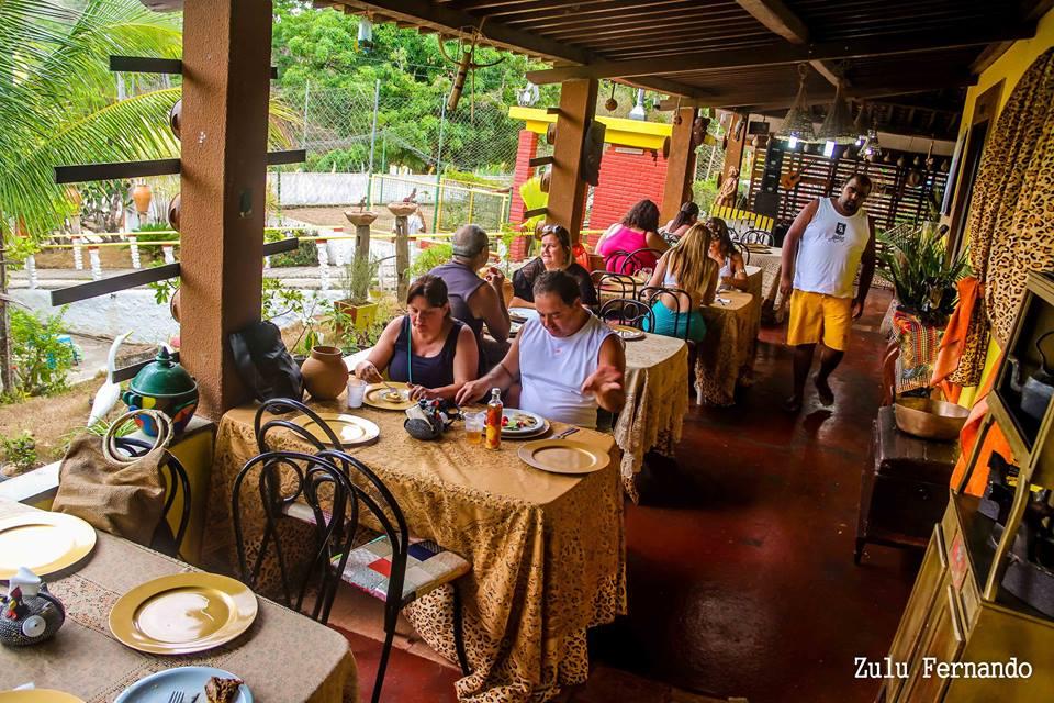 Restaurantes afro-brasileiros - Baobá