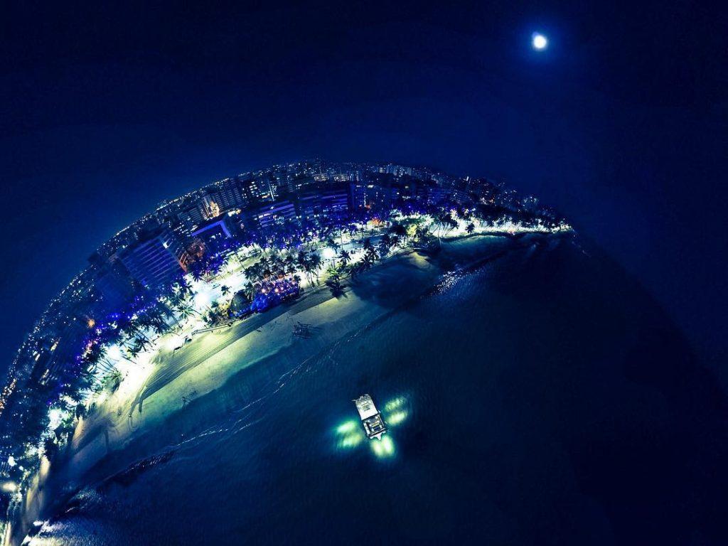 Passeio noturno de barco em Maceió - Imagem 360 de Maceió