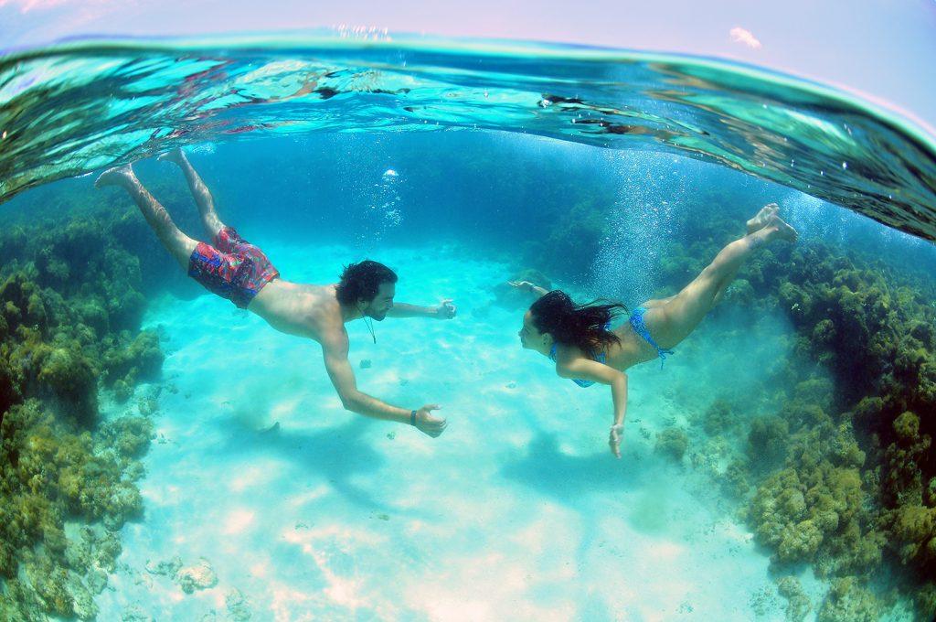 Onde praticar mergulho em Alagoas - Piscinas Naturais