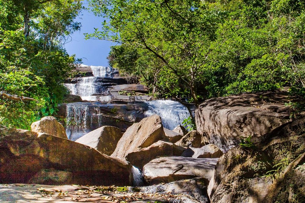 Cachoeiras em Alagoas