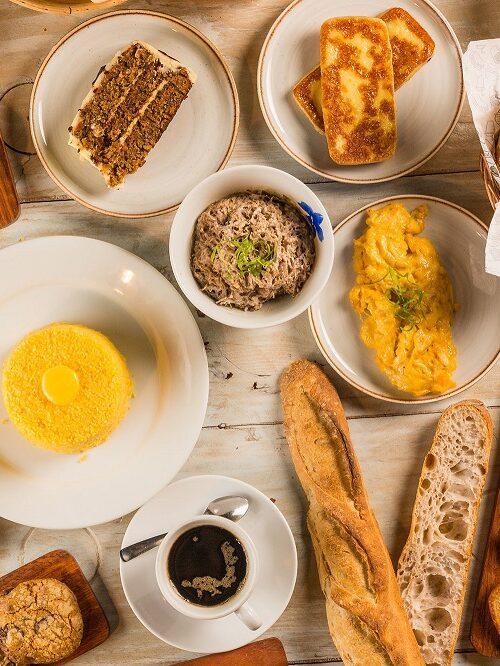 café da manhã regional